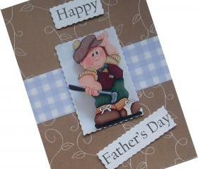 Handmade Father's Day Card